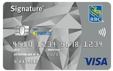 RBC Signature Visa